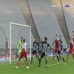 Karagumruk [1]-4 Besiktas - Fabio Borini penalty 78'