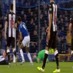 One year ago today, Everton were up 2-0 in the 94th minute vs Newcastle.