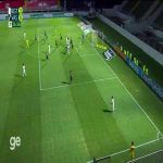 RB Bragantino [2]-0 Vasco - Claudinho (nice goal)