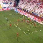 Sivasspor 1-0 Fenerbahce - Mustafa Yatabare 18'
