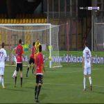 Benevento 1-0 Torino - Nicolas Viola penalty 32'
