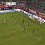 Dusseldorf 0-1 Greuther Furth - Andre Hoffmann OG 26'