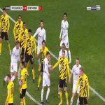 Monchengladbach 1-0 Dortmund - Nico Elvedi 11'