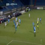 Willem II 1-0 PEC Zwolle - Kwasi Okyere Wriedt 10'