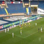 Eintracht Braunschweig - Hamburger 2-3 59' - Aaron Hunt