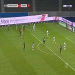 Hertha 1-[3] Bremen - Leonardo Bittencourt 57'