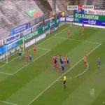 Karlsruhe 1-0 Heidenheim - Robin Bormuth 6'