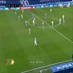 Modrić great pass vs Alaves