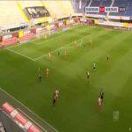 Paderborn 1-0 Wurzburger Kickers - Dennis Srbeny 31'