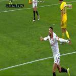 Sevilla [3] - 0 Cadiz - Youssef En-Nesyri 62' Hattrick