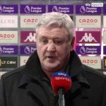 "Steve Bruce post match interview | ""I've seen enough to be encouraged."""
