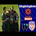 Western United vs Perth Glory in the A-League ended 5-4. It was 1-0 after 55 minutes. Highlights.