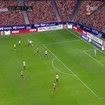 Atletico Madrid [2]-1 Valencia | L. Suárez 54'