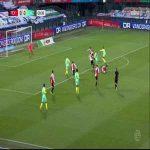 Feyenoord 0 - [1] AZ Alkmaar | Jesper Karlsson 10'