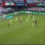 Feyenoord [2]-2 AZ Alkmaar | Mark Diemers 59'