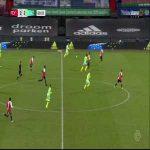 Feyenoord 2-[3] AZ Alkmaar | Myron Boadu 70'
