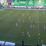 Fortuna Sittard [1]-1 Ajax   Mickael Tirpan 48'