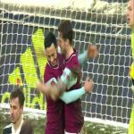 Fulham 0-[3] Burnley - Kevin Long 81'