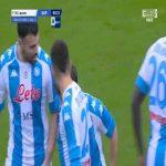 Hellas Verona 0-1 Napoli - Hirving Lozano 1'