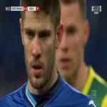 Hoffenheim 1-0 FC Köln - Andrej Kramarić PK 7'