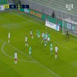 Saint-Étienne 0-2 Olympique Lyon - Marcelo 36'