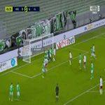 Saint-Étienne 0-5 Olympique Lyonnais - Denis Bouanga OG 82'