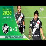 Vasco 2 x 3 Atlético-Mg - Brasileirão Serie A - Highlights