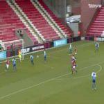 [Women] Manchester United [1] - 0 Birmingham City - Leah Galton 46' (Nice assist from Lauren James)