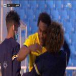 Al-Taawoun [2] - 1 Damac — Leandre Tawamba 47' — (Saudi Pro League - Round 15)