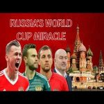 Reliving the Emotions of Russia's Incredible World Cup Run