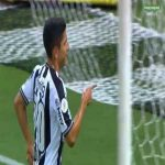 Atlético Mineiro - Santos -2 - 0 Jefferson Savarino / Assist: Keno [19' ]