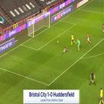 Bristol City 1-0 Huddersfield - Famara Diedhiou 23'