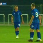 [Ekstraklasaboners] Dynamo Kyiv 2-0 Shakhtyor Soligorsk - Viktor Tsygankov 78' (21.01.2021, friendly match)