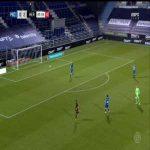 PEC Zwolle 0-2 Heracles - Delano Burgzorg 45'+3'