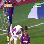 Real Valladolid [2]-3 Levante - Shon Weissman 65'