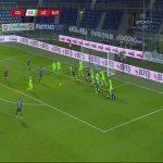 Atalanta 1-0 Lazio - Berat Djimsiti 7'