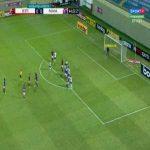 Oeste - Paraná Clube 1 - 0 Raí Ramos Assist: Welliton [90']