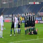Paderborn 1-[1] Holstein Kiel - Marco Komenda 15'