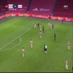 Ajax 1-[1] Willem II | V. Pavlidis 62'