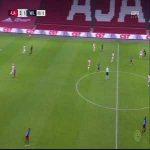 Ajax [3]-1 Willem II | Dusan Tadic 87'