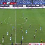 Napoli 2-0 Spezia - Hirving Lozano 20'