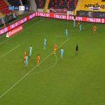 Gaziantep 0-2 Galatasaray - Henry Onyekuru 78'