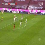 Bayern München [3]-1 Hoffenheim - Robert Lewandowski 57'
