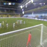 Fenerbahce 1-0 Rizespor - Gokhan Akkan OG 45'+1'