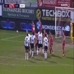 Kortrijk 0-2 Charleroi - Mamadou Fall 55'