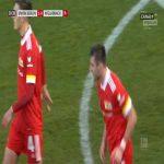 Union Berlin 1-0 Borussia Mönchengladbach - Robin Knoche 31'