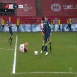 Utrecht [2]-2 PEC Zwolle - Adam Maher penalty 53'