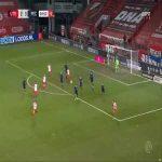 Utrecht [3]-3 PEC Zwolle - Hidde ter Avest 90'+6'