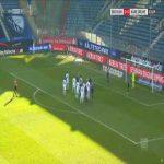 Bochum 0-1 Karlsruhe - Robin Bormuth 14'