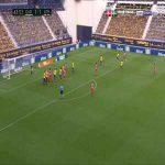 Cadiz 1-[2] Atlético Madrid - Saul 44'